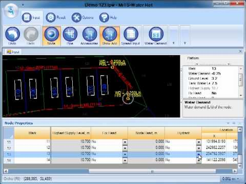 MES Innovation Infrastructure Software - MiTS Water Reticulation