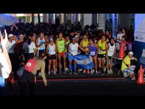 Medio Maratón Managua 2014