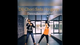 Dil Chori Sada Ho Gaya Dance Choreography | Yo Yo Honey Singh  | | Sonu Ke Titu Ki Sweety