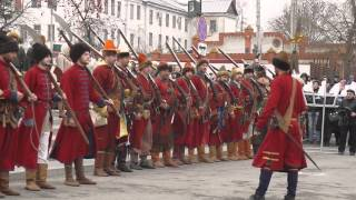 Фестиваль военно исторической реконструкции «СтрЕлец». Осень 2013 года.