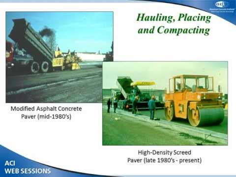 U.S. Army Corps of Engineers Experience with Roller-Compacted Concrete Pavements