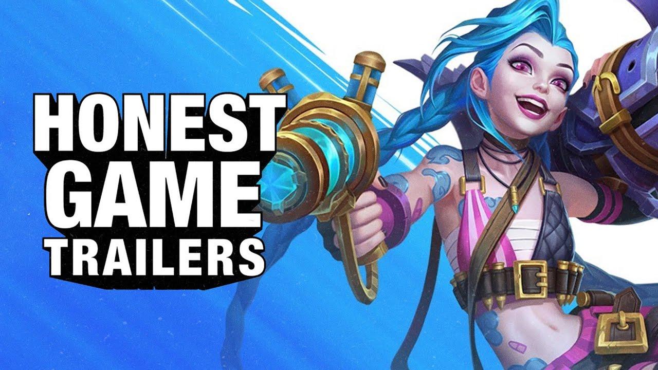 Download Honest Game Trailers | League of Legends: Wild Rift