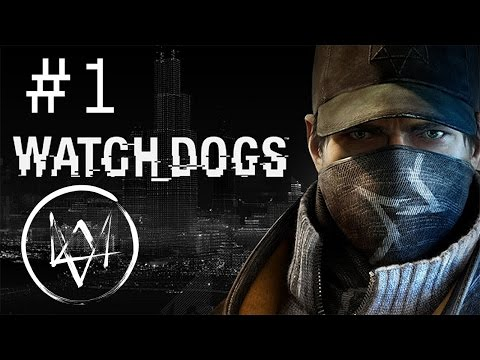 Watch Dogs  #1