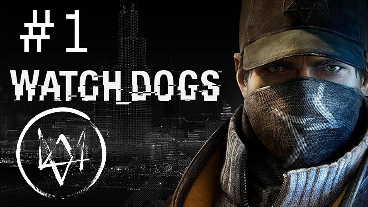 Watch Dogs 看門狗 #1 幪面黑客的復仇之路開始 - YouTube