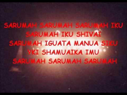 SARUMAH ~ Mantra Irdín Cantado