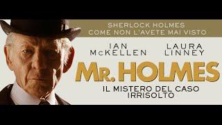 Mr. HOLMES - Il mistero del caso irrisolto - Trailer Italiano