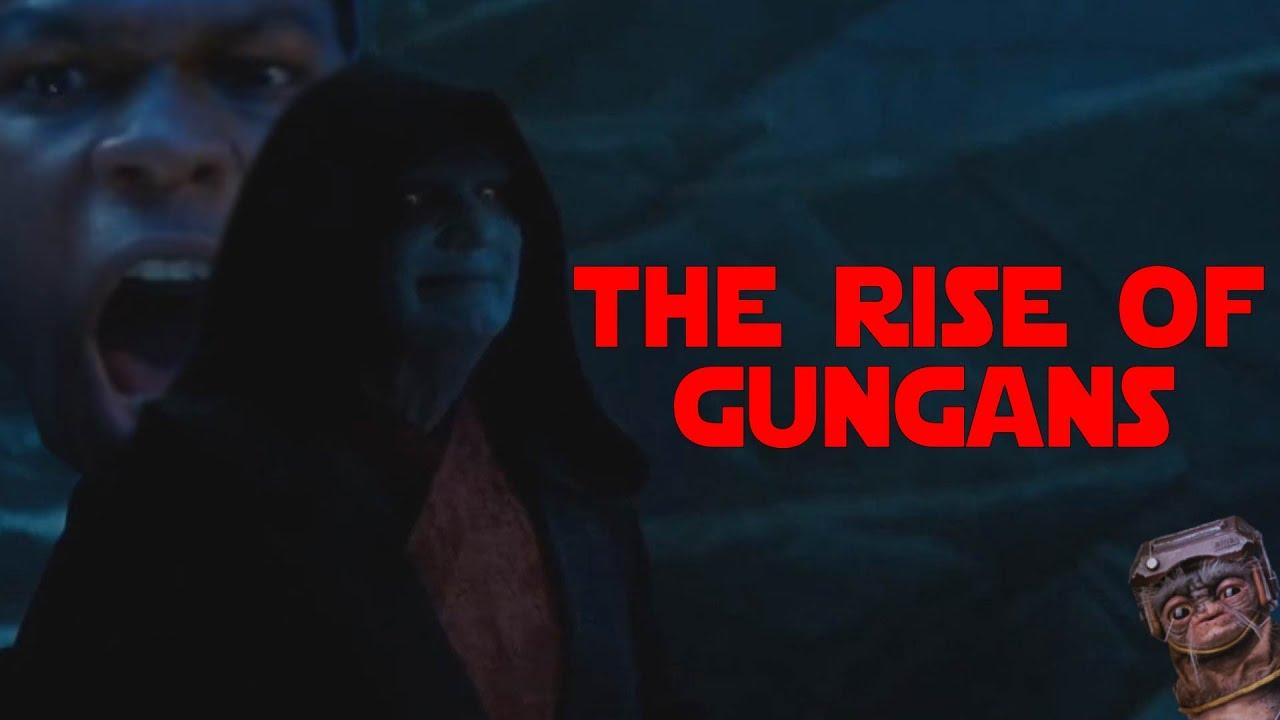 YTP Star Wars Episode 9 - The Rise Of Gungans
