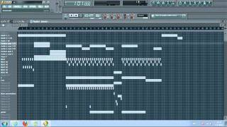 Apologize orchestra version FL studio