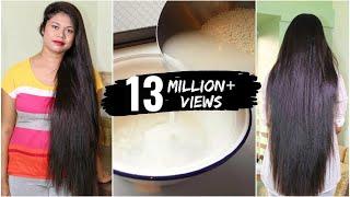 चावल के पानी से बाल कैसे बढ़ाये? मेरा अनुभव व् नतीजा| Rice Water For Hair Growth| Sushmita's Diaries