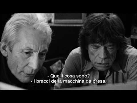 The Rolling Stones - Shine a light - film - Questa è la scena