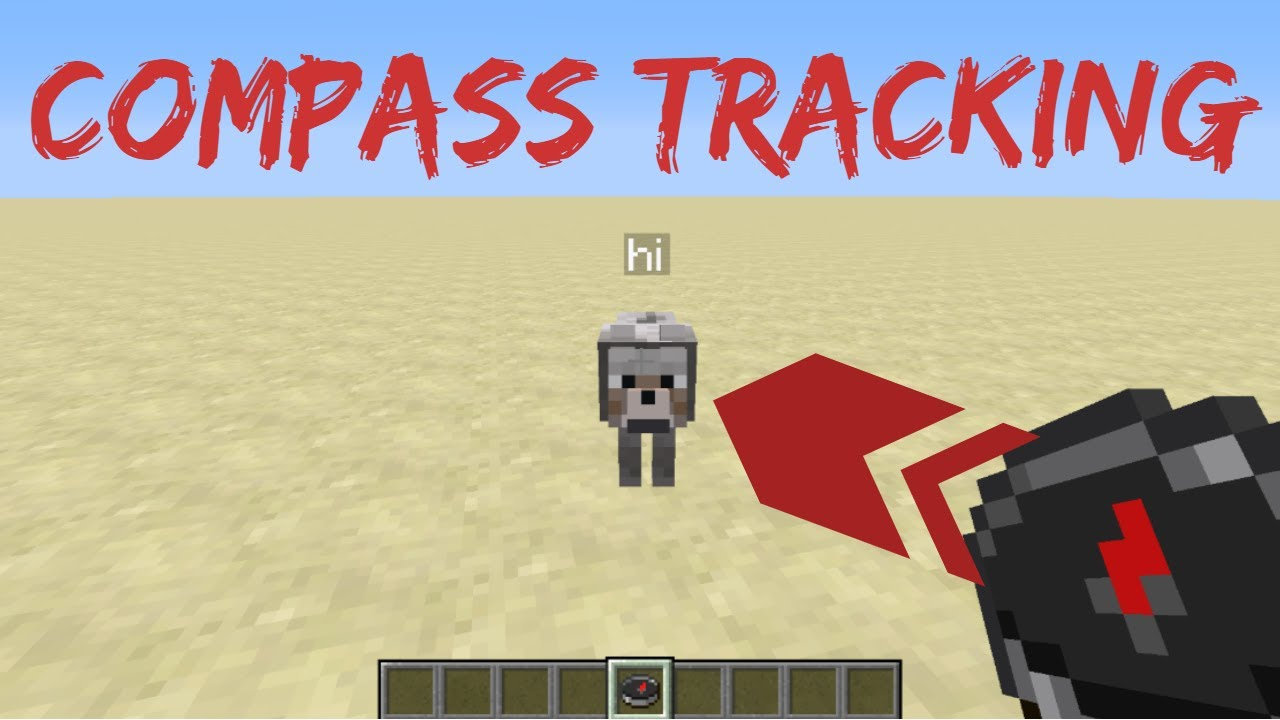 Compass Tracking (Map Mechanic)