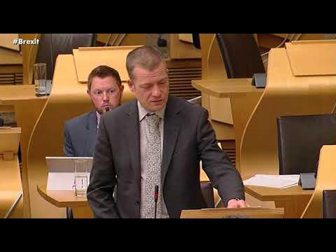 Debate on the European Union Withdrawal Bill 23 January 2018