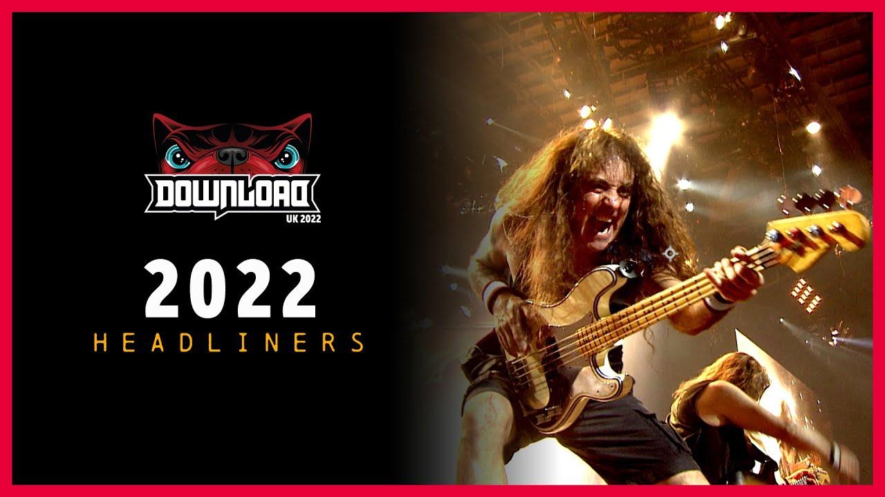 Download Festival 2022 Headliners