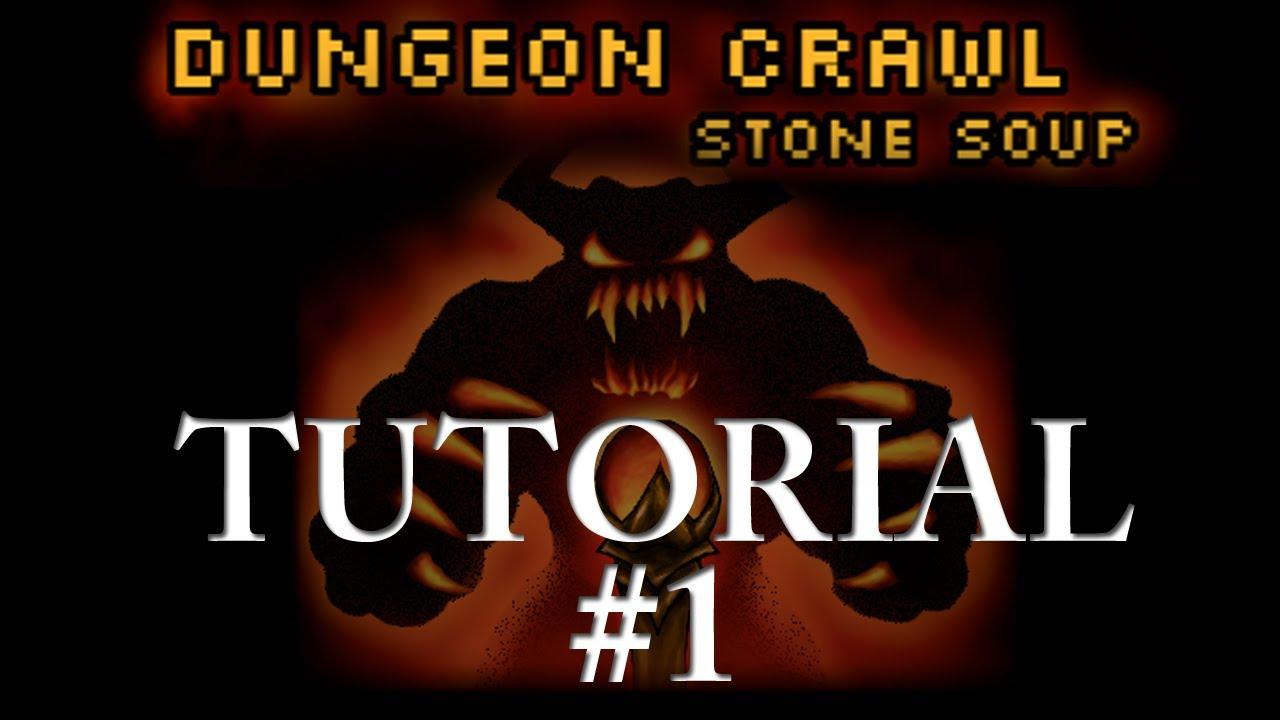 Dungeon Crawl - Tutorial - Part 1