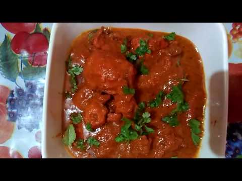 Chicken Changezi // चिकन चन्गेज़ी // Easy Recipe