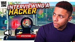 Interviewing the Hacker That Killed Me...