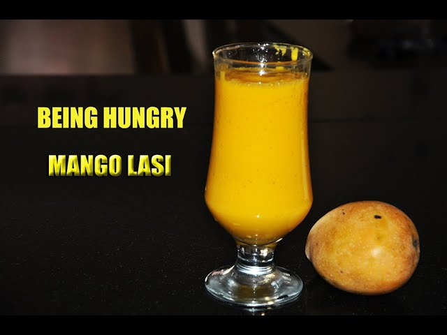MANGO LASI RECIPE IN TAMIL BY BEING HUNGRY