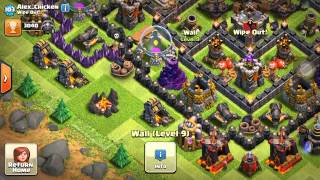 Clash of Clans - Pushing To Champions And Beyond + Second Account Sneek Peek