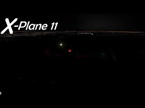 X-Plane 11! Back to Miami! [Aerobask Eclipse 550NG]