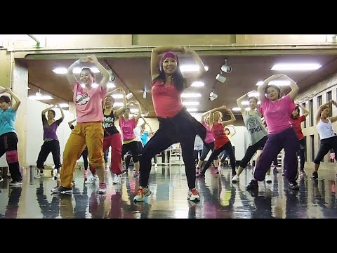 (ZIN 56)My CheCK - Dembow/Mina Dance Fitness Okinawa Japan/ミナ ズンバ沖縄
