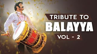Balakrishna Super Hit Songs - Tribute To Balayya 2 - Birthday Special - Lahari Music