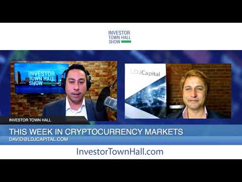 David Drake - LDJ Capital: Cryptocurrency Market Update and Companies Banking on Bitcoin