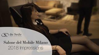 2018 Salone del Mobile Milano - de Sede - Impressions