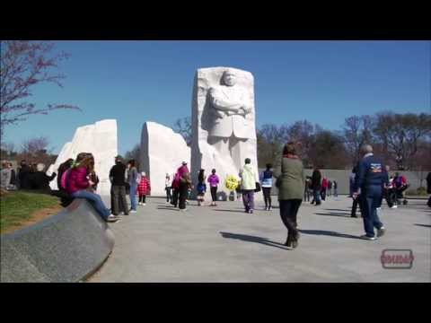 Martin Luther King, Jr. Memorial 1-minute Tour ~ Washington DC