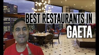 Best Restaurants and Places to Eat in Gaeta, Italy