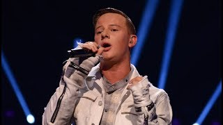 Sebastian Walldén: Dancing On My Own - Calum Scott - Idol Sverige (TV4)