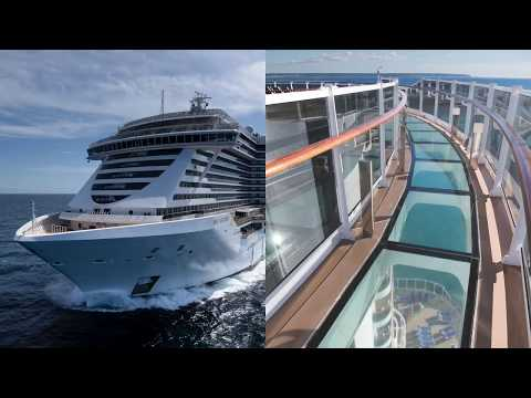 Setting the Bar - The MSC Cruises Seaside - Interview with Joe Jiffo - Travel Professional NEWS