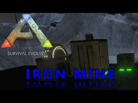 ARK: Survival Evolved - Ironmine S2E20 - An Electric Generator