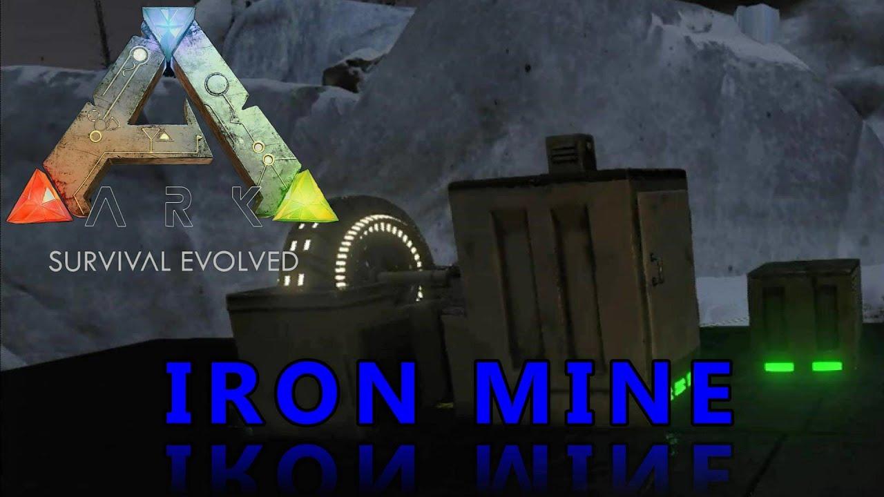 Ark Survival Evolved Ironmine S2e20 An Electric