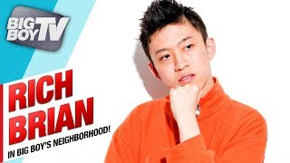 Video Rich Brian on XXL Freshman Class, Working with Pharrell & A Lot More! download MP3, 3GP, MP4, WEBM, AVI, FLV April 2018