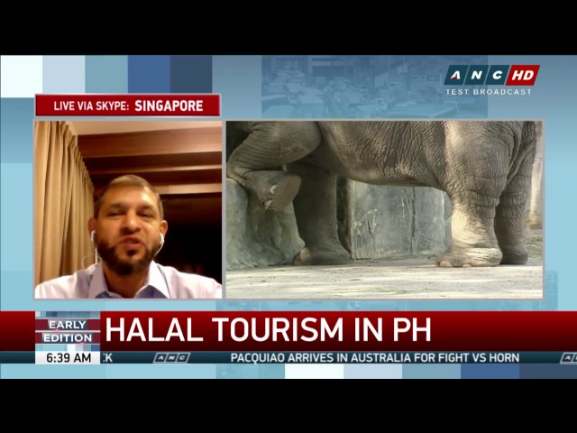 Philippines urged to expand 'Halal tourism'