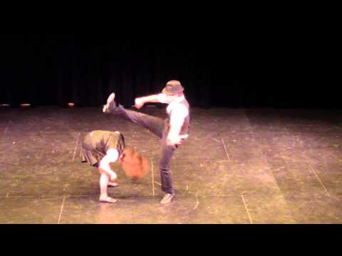 10  Foxtrot/West Coast Swing - Rae Bailine & Nathan Vogel