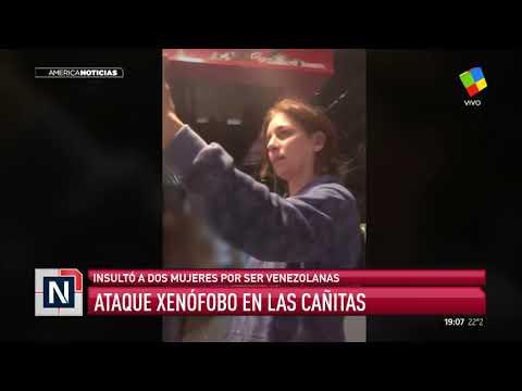 Xenofobia: insultó a dos mujeres por ser venezolanas