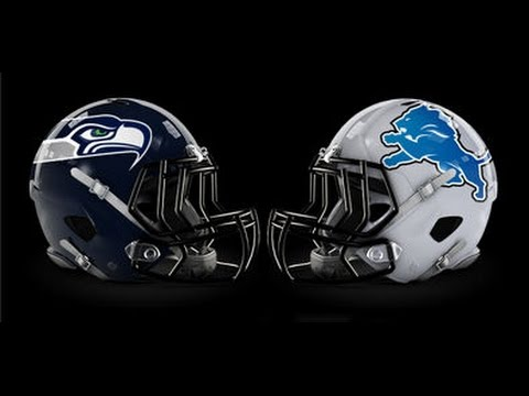 Image result for Seahawks vs. Lions