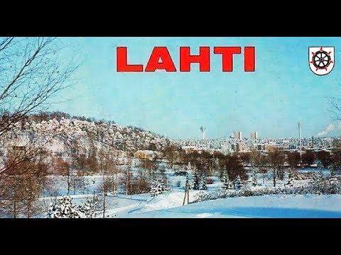 Retro Lahti / Suomi-Finland