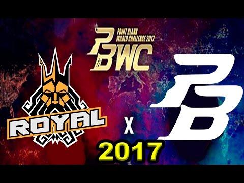 Royal Gaming Club Vs vo2l - Oitavas de Final Seletiva PBWC 2017 - Point Blank