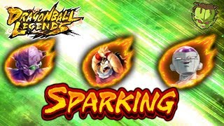 3 SPARKINGS NUEVOS Y MAS FILTRACIONES /// DRAGON BALL LEGENDS en Español
