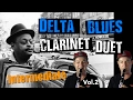 Delta Blues - Intermediate Jazz clarinet Duet