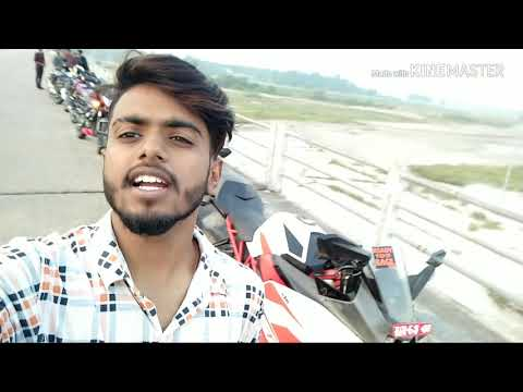 MY NEW BIKE VLOG#1....LAHAN TO GAIGHAT TOUR...PLZ LIKE AND SHARE THIS VIDEO ......