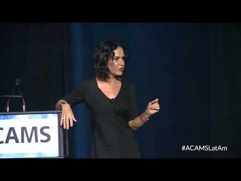 Lydia Cacho - Nuestra Oradora Magistral en la Conferencia sobre ALD y Delitos Financieros - LatAm