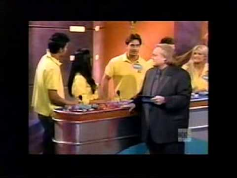 Family Feud Battle of The Beach Special (2000) Stars of Baywatch Hawaii vs Los Angeles Lifeguards