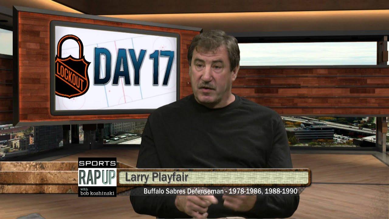 Sports Rap Up - Larry Playfair - YouTube