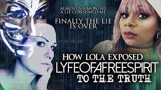 LyfeOfAFreeSpirit Exposed to the Truth - Was She Hacked?