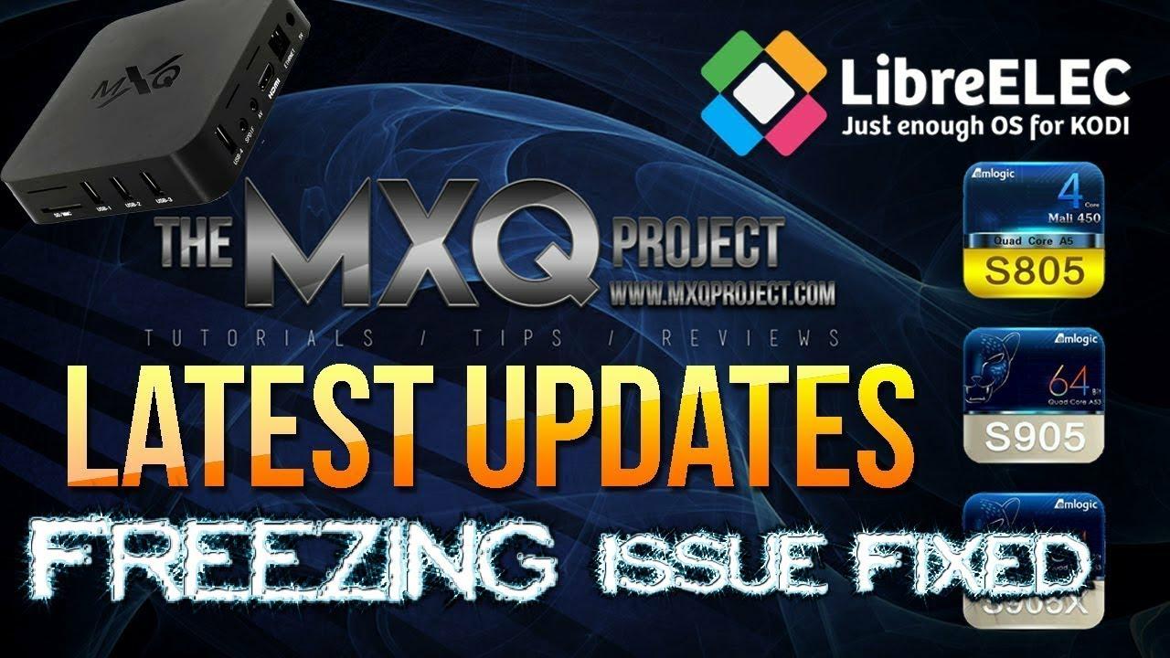 Update Libreelec