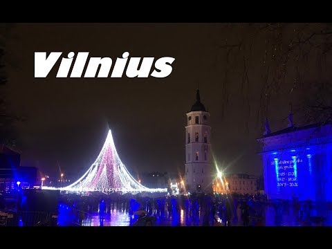 Vilnius Christmas Miracle 2017