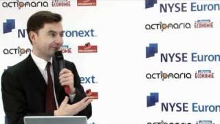 Actionaria : Determiner votre profil boursier avec Regis Yancovici -- EFIGEST AM